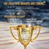 The 2014 Pier Awards Are Coming!