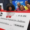 Shaggy Raises Over $800k For Jamaican Children's Hospital