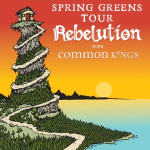 Rebelution 2014 Winter Greens Tour