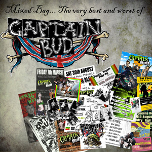Captain Bud Cover