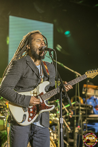 Ziggy Marley Cali Roots 2014