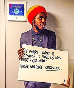 chronixxsign