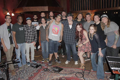 Blues-Traveler-In-Studio-with-Dirty-Heads