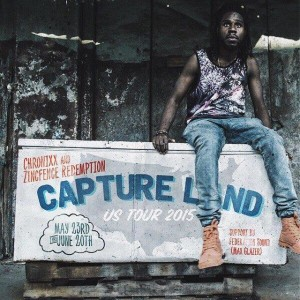 Chronixx Capture Land US Tour