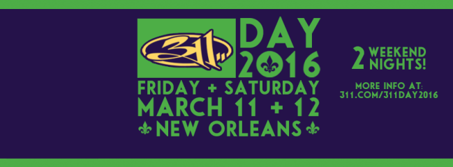 311 Day