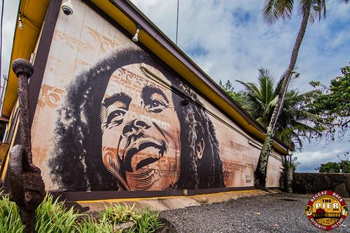 25 bob marley quotes everyone should know the pier magazine for Bob marley mural