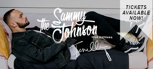 Sammy J Tour