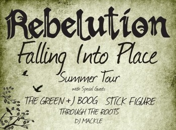 Rebelution Summer Tour