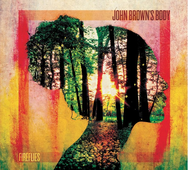 JohnBrownsBody-Fireflies-Cover