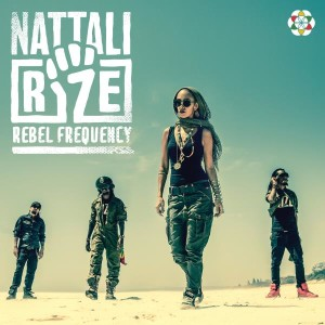 nattali rize rebel frequency album cover