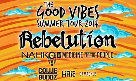 Good Vibes Tour