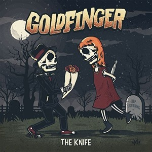 Goldfinger The Knife