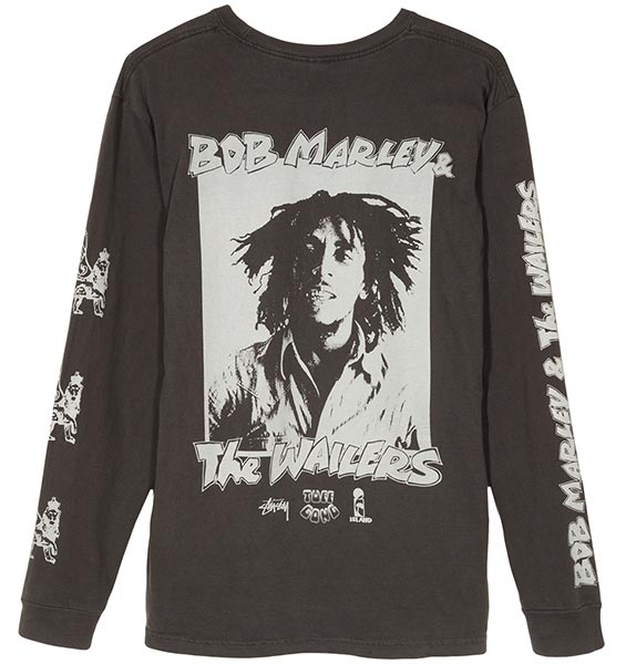 Stüssy Launches Bob Marley Clothing Collection « The Pier Magazine 7fffbe255e6
