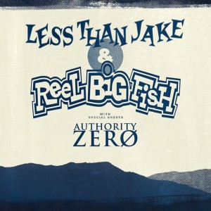 Less Than Jake and Reel Big Fish