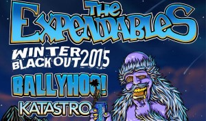 The Expendables Winter Blackout Tour