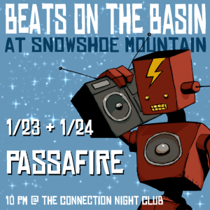 Beats on the Basin featuring Passafire