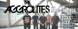 The Aggrolites with Mad Caddies