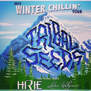 Tribal Seeds Winter Chillin Tour