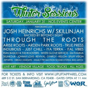 Uplift Winter Sessions