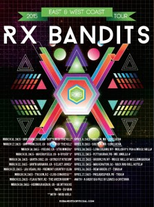 RX Bandits (acoustic) East and West Coast Tour