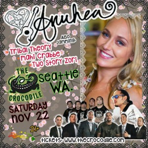 Anuhea Saturday