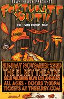 Fortunate Youth Fall with Friends Tour Sunday