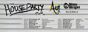 Aer House Party Tour