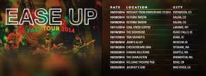 Ease Up Fall Tour