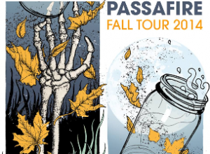 Passafire Fall Tour