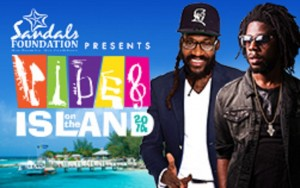 Vibes On The Island with Tarrus Riley