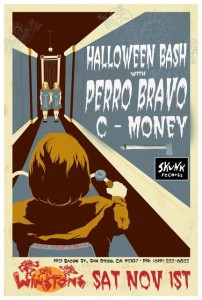 Halloween Bash with Perro Bravo