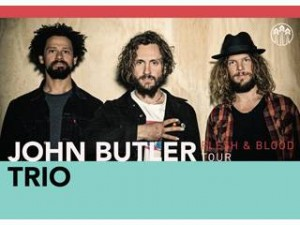 John Butler Trio Flesh and Blood Tour